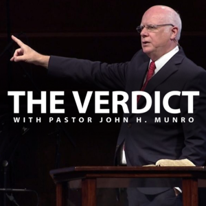 The Verdict John Munro Logo
