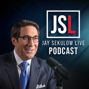 Jay Sekulow LIVE! Jay Sekulow Logo