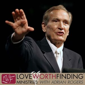 Love Worth Finding Adrian Rogers Logo