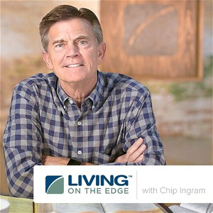 Living on the Edge Chip Ingram Logo