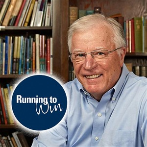 Running to Win Logo
