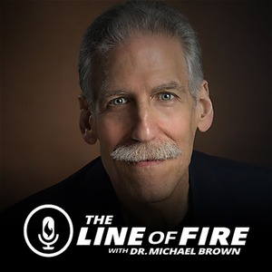 Line of Fire Dr. Michael Brown Logo