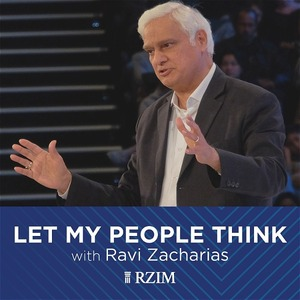 Let My People Think Ravi Zacharias Logo