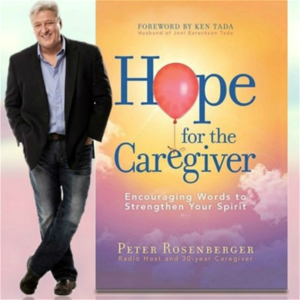 Hope for the Caregiver Peter Rosenberger Logo