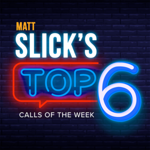 Matt Slick's Top 6 Matt Slick Logo