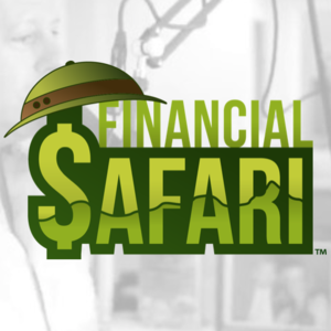 Financial Safari Peter D'Arruda Logo