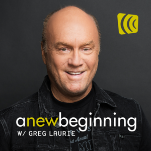 A New Beginning Greg Laurie Logo