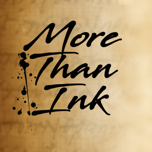 More Than Ink Pastor Jim Catlin & Dorothy Catlin Logo
