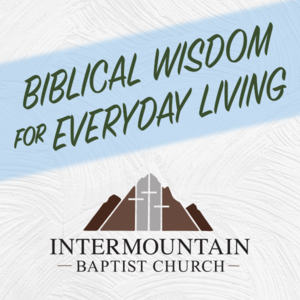 Biblical Wisdom for Everyday Living Logo