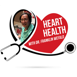 Heart Health Radio Dr. Franklin Wefald and Dave Alexander Logo