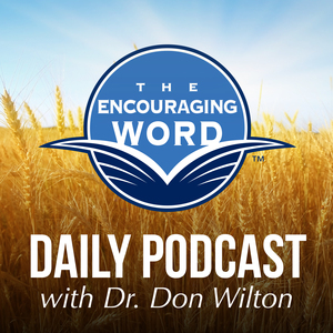 Encouraging Word Don Wilton Logo