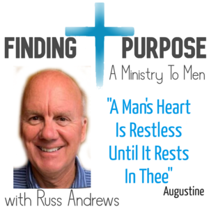 Finding Purpose Russ Andrews Logo