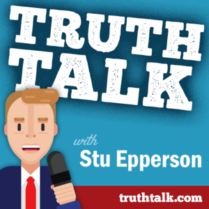 Truth Talk Stu Epperson Logo